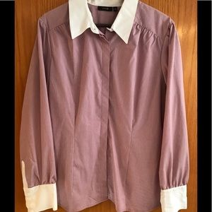 ❤️APT. 9 Women's Button Shirt. SIze XL NWT❤️